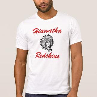 Camiseta T-shirt dos Redskins de Hiawatha