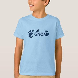 Camiseta T-shirt dos tipos do GNOMO