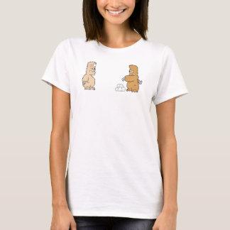 Camiseta T-shirt dos Yetis do Snowball