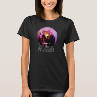 Camiseta T-shirt: E agora Mozart