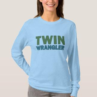 Camiseta T-shirt e Hoodies GÊMEOS do WRANGLER