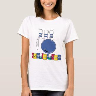 Camiseta T-shirt e presentes da boliche