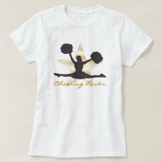Camiseta T-shirt e presentes das rochas dos aplausos do