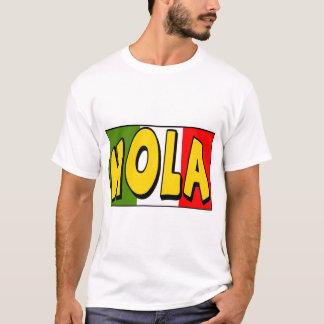 Camiseta T-shirt e presentes de Cinco de Mayo Hola