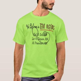 Camiseta T-shirt e presentes divertidos da enfermeira