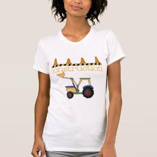 Camiseta T-shirt e presentes do carregador de balde da