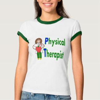 Camiseta T-shirt e presentes do fisioterapeuta