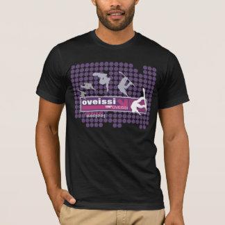 Camiseta T-shirt e presentes do Snowboarder