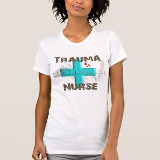 Camiseta T-shirt e presentes originais da enfermeira do