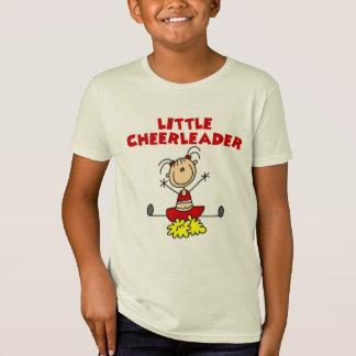 Camiseta T-shirt e presentes pequenos do cheerleader