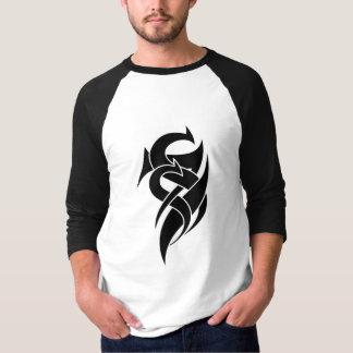 Camiseta T-shirt elegante restrita Sniping dos homens
