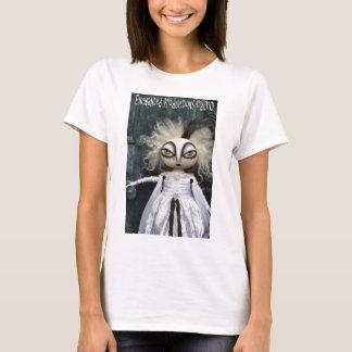 Camiseta T-shirt Enchanted da boneca do fantasma da