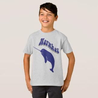 Camiseta T-shirt engraçado bonito dos desenhos animados do