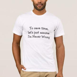 Camiseta T-shirt engraçado das citações