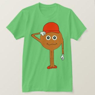 Camiseta T-shirt engraçado de Happys do suíço para ele!