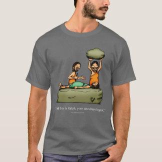 Camiseta T-shirt engraçado do Anesthesiologist do homem das