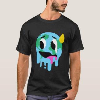 Camiseta T-shirt engraçado do embuste do aquecimento global