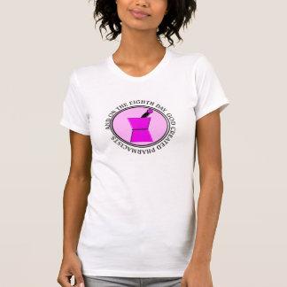 Camiseta T-shirt engraçado do farmacêutico