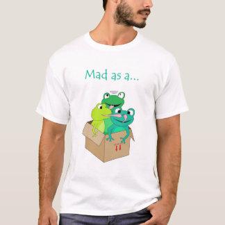 Camiseta T-shirt engraçado do provérbio