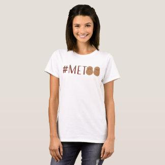 Camiseta T-shirt engraçado imitação das batatas