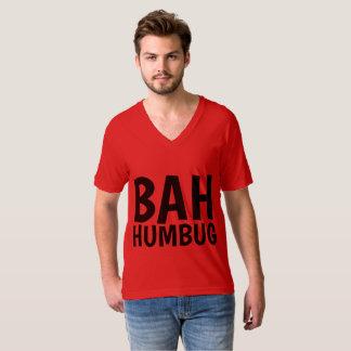 Camiseta T-shirt engraçados do Natal da FARSA de BAH