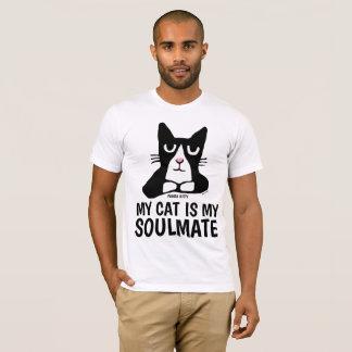 Camiseta T-shirt engraçados para o dia dos namorados,