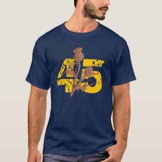 Camiseta T-shirt escocês do cardo da independência 45