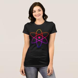 Camiseta T-shirt escuro atômico