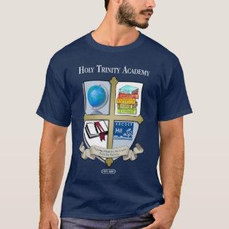 Camiseta T-shirt escuro da trindade