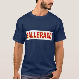 Camiseta T-shirt escuro de Ballerado