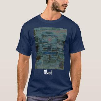 Camiseta T-shirt escuro dos homens - personalizado