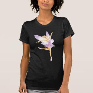 Camiseta T-shirt escuro feericamente do balé