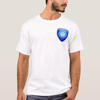 Camiseta T-shirt especial da polícia de Boston