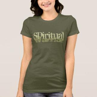 Camiseta T-shirt espiritual do guerreiro