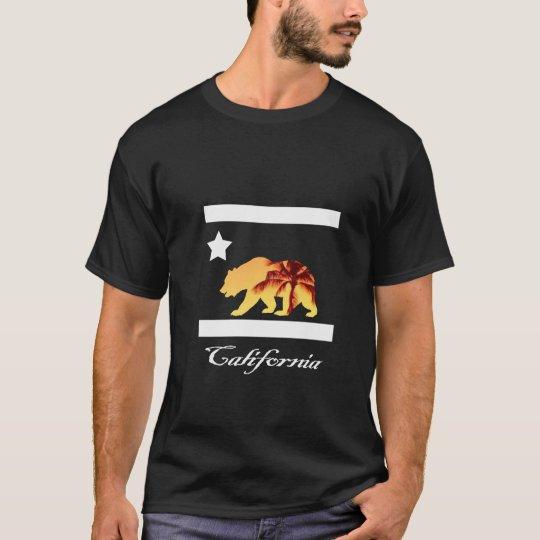 Camiseta T-shirt estampa California