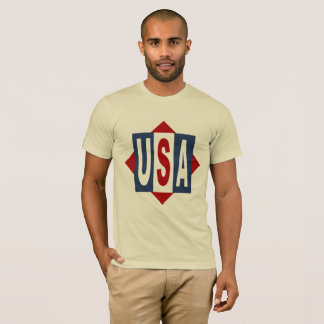 CAMISETA T-SHIRT EUA DESPORTO