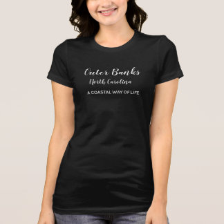 Camiseta T-shirt exterior do *** de North Carolina dos