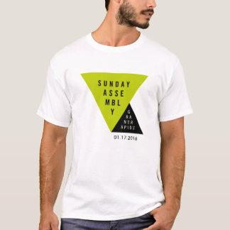 Camiseta T-shirt F&B do lançamento de Grand Rapids do