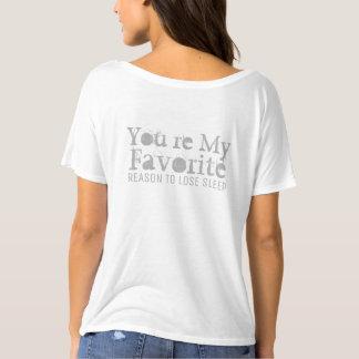 Camiseta T-shirt favorito