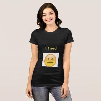 Camiseta T-shirt favorito do jérsei das canvas do Bella das