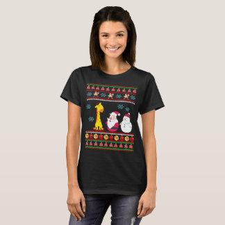 Camiseta T-shirt feio do design da camisola do amigo novo