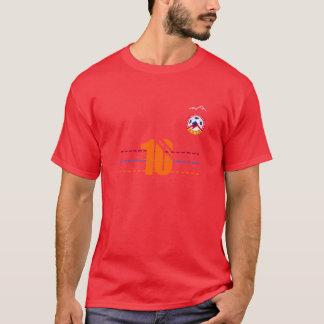 Camiseta T-shirt feito sob encomenda arménio do futebol