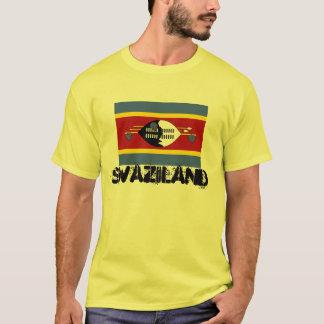 Camiseta T-shirt feito sob encomenda da bandeira dos homens