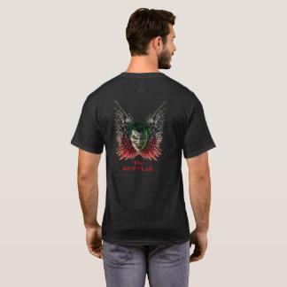Camiseta T-shirt feito sob encomenda do CLÃ do MOTIM