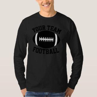 Camiseta T-shirt feito sob encomenda do futebol de TODOS OS