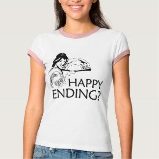 Camiseta T-shirt FELIZ do TÉRMINO