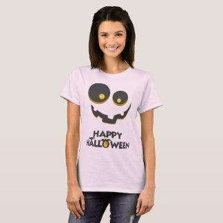 Camiseta T-shirt felizes do Dia das Bruxas