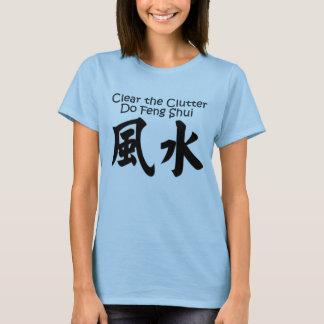 Camiseta T-shirt: Feng Shui