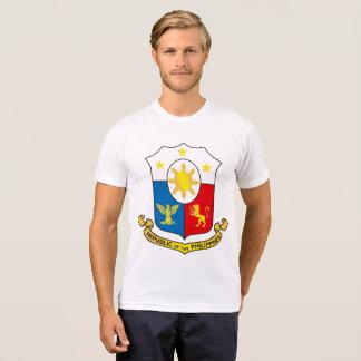 Camiseta T-shirt filipino do selo