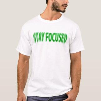 Camiseta T-shirt focalizado estada